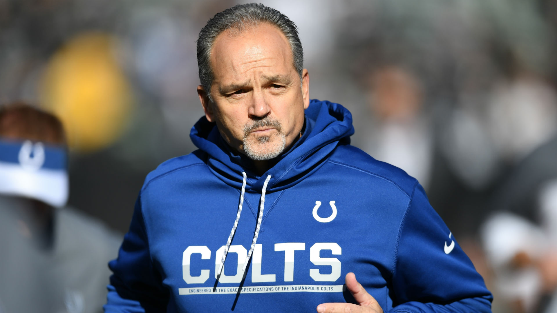 Bears hire former Colts HC Chuck Pagano as defensive coordinator