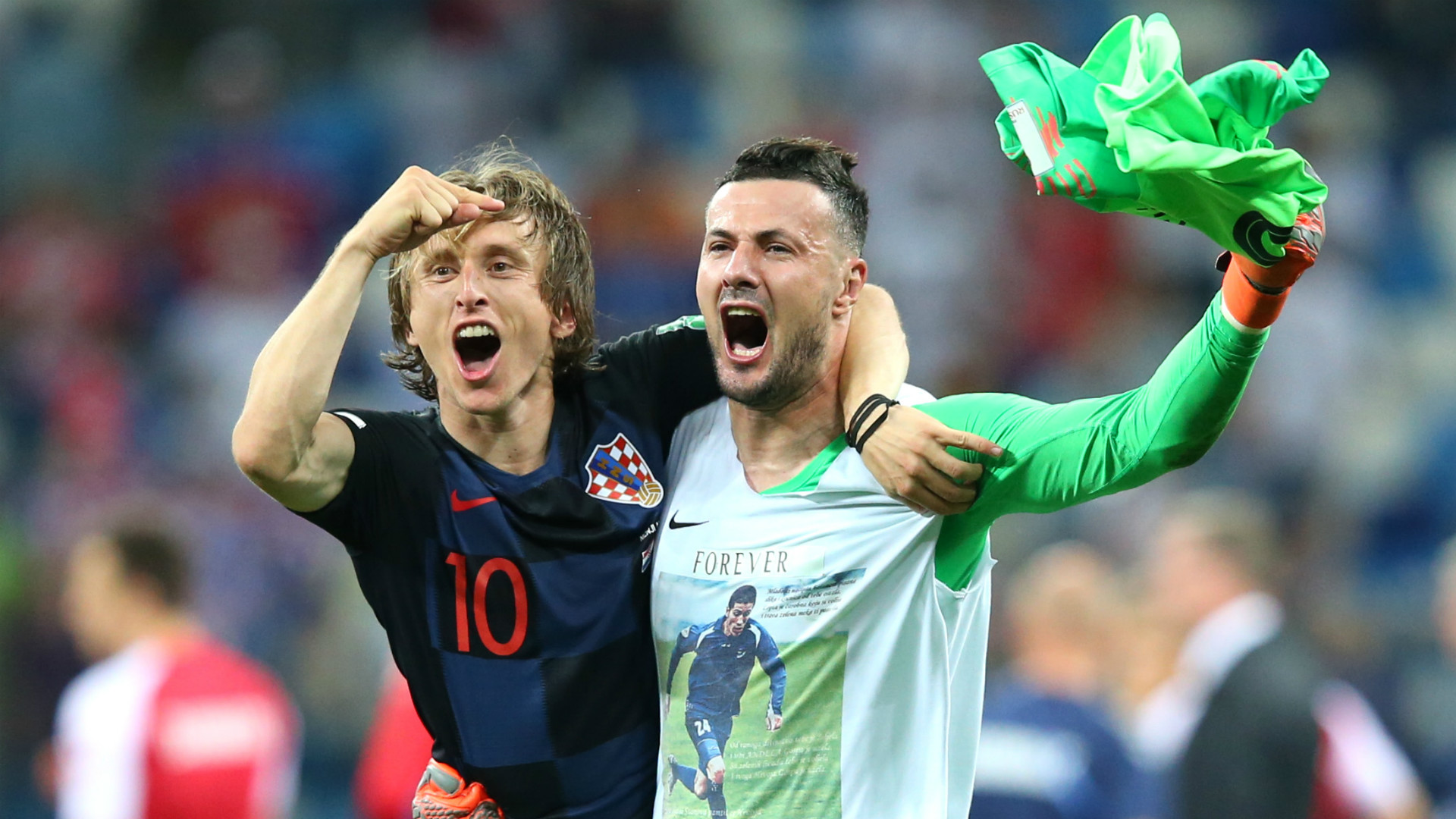 World Cup 2018: Luka Modric, Croatia survive Denmark to keep 20-year dream alive