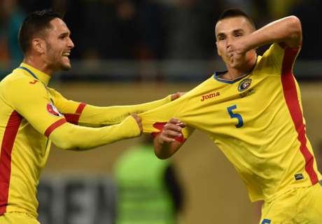 REPORT: Italy 2-2 Romania