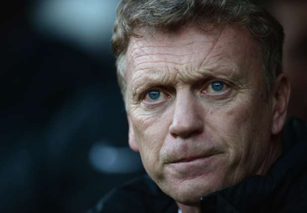 Man Utd can't sign anyone in January - Moyes