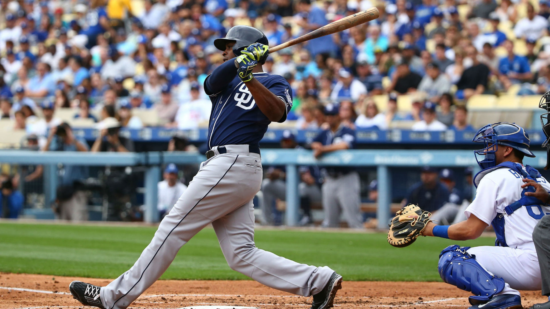 MLB Nightly 9: Padres roll as Justin Upton bashes grand slam, drives in six runs