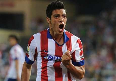 Jimenez: I can win Atletico Madrid place