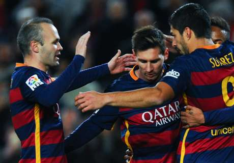 Larsson: Barca like a video game