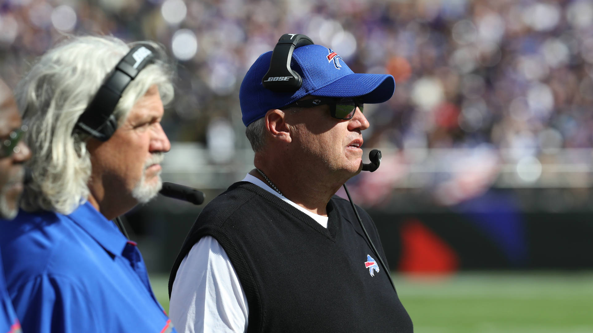Rex Ryan Frees His Belly For His Brother
