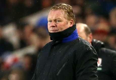 Koeman deserves Barca job - De Boer