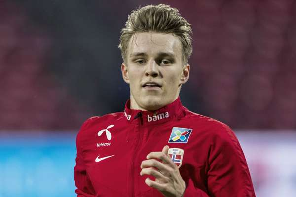 Odegaard joins Vitesse in latest loan from Real Madrid