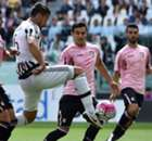 Juventus 4-0 Palermo: Nine points clear