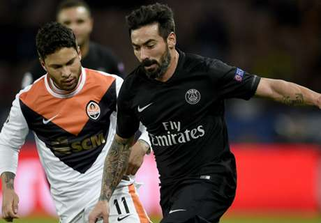 Flamengo confirm Lavezzi interest