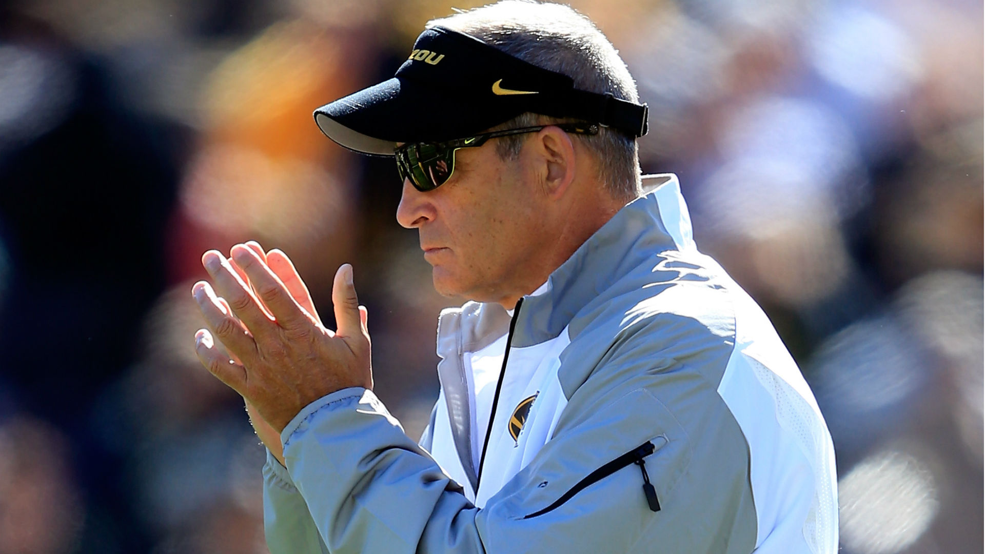 Missouri extends contract of coach Gary Pinkel through 2021 season
