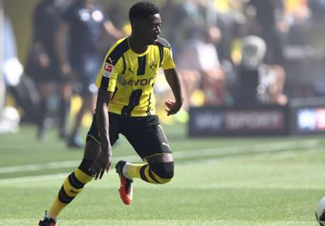 'BVB's Dembele is freaking amazing!'