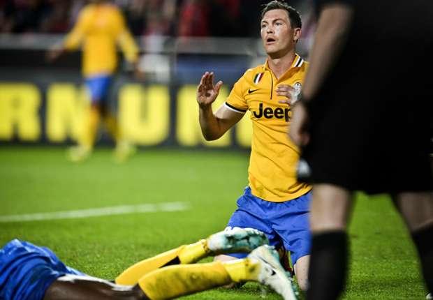 Lichtsteiner: Juventus conceded silly goals