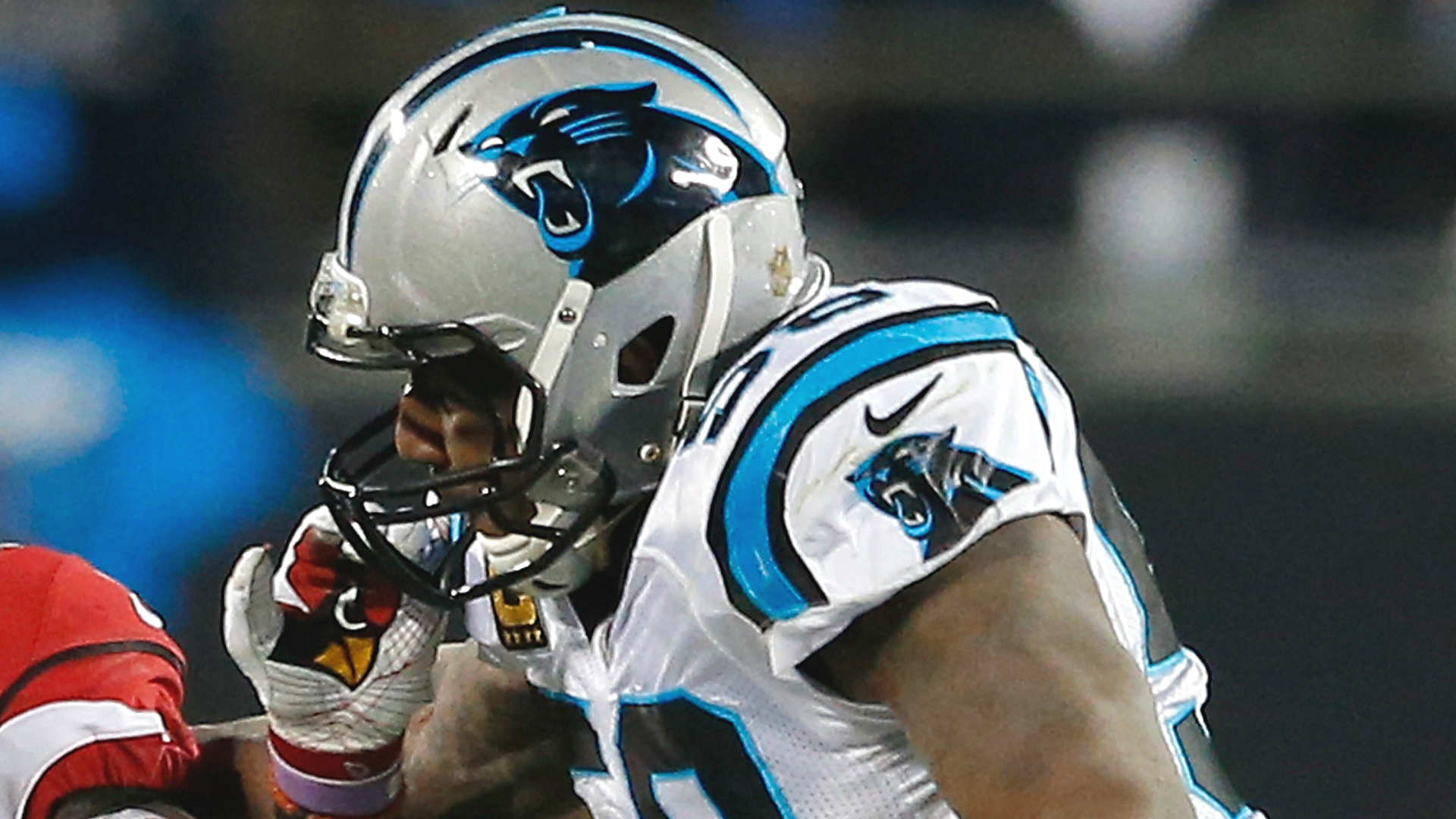 Panthers Thomas Davis insists he ll play in Super Bowl despite