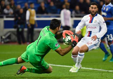 Buffon 'was absolutely remarkable'