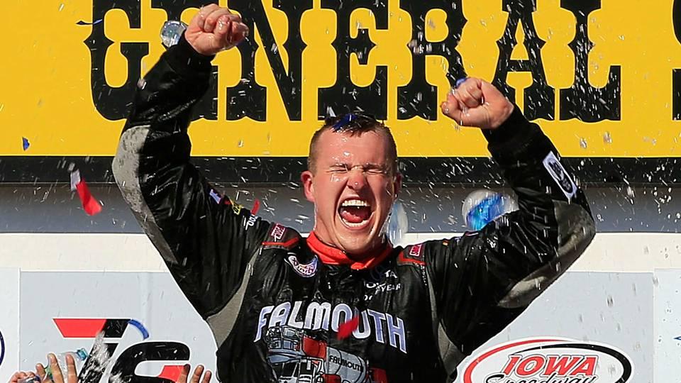NASCAR Cup Series: Ryan Preece replacing AJ Allmendinger at JTG Daugherty Racing