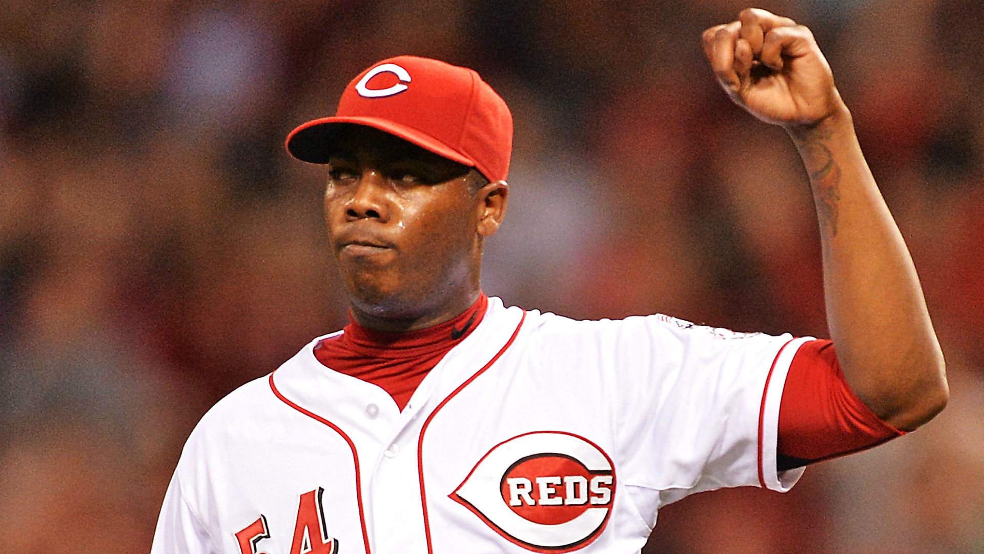 Aroldis Chapman trade rumors: Giants have inquired about Reds' closer