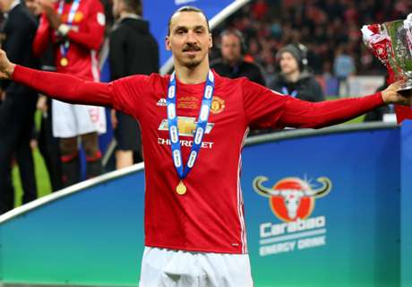'Ibra running Man Utd dressing room'