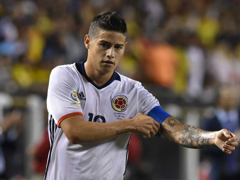 PSG denies making move for James