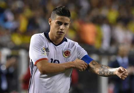 Chelsea presiona por James