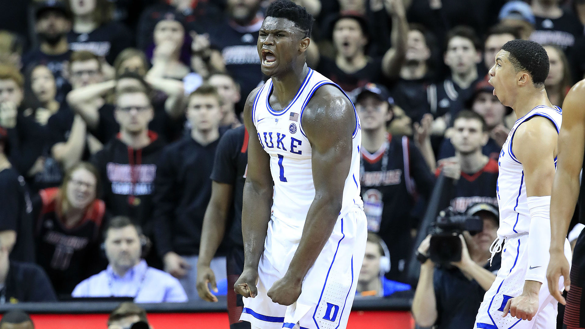 Duke vs. Louisville: 5 crazy stats from the Blue Devils' improbable comeback win
