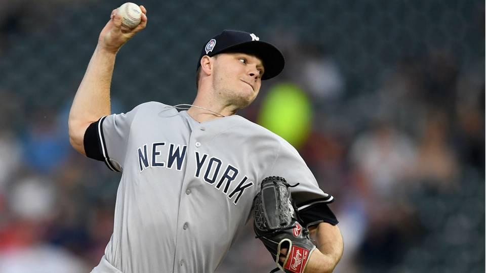 MLB trade rumors: Yankees still discussing dealing starter Sonny Gray to Padres