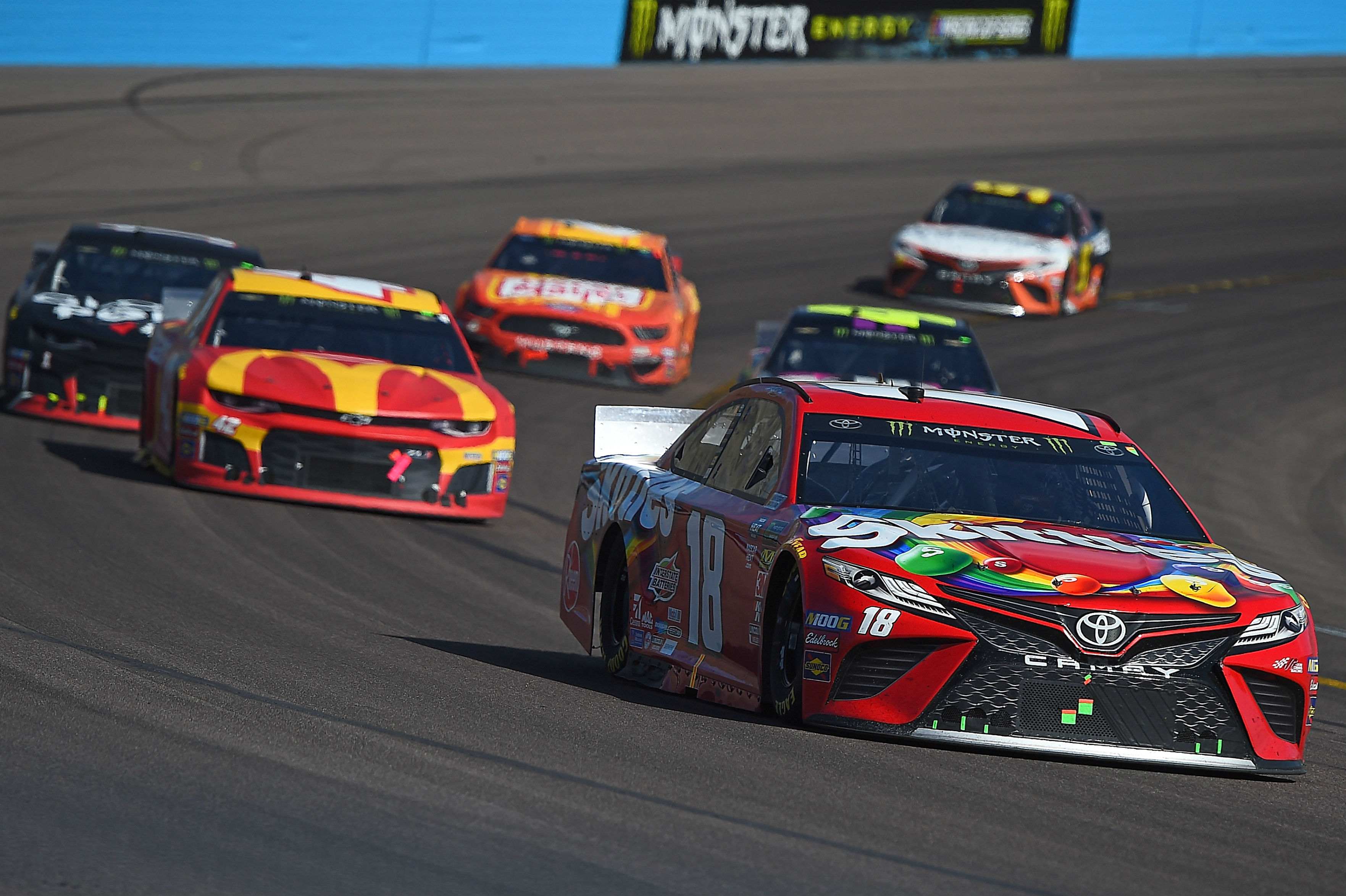 NASCAR at California: Start time, lineup, TV schedule, live stream for Auto Club 400