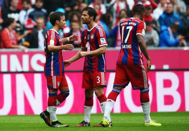 Bundesliga: El Bayern Múnich alcanza el liderato tras el pinchazo del Bayer