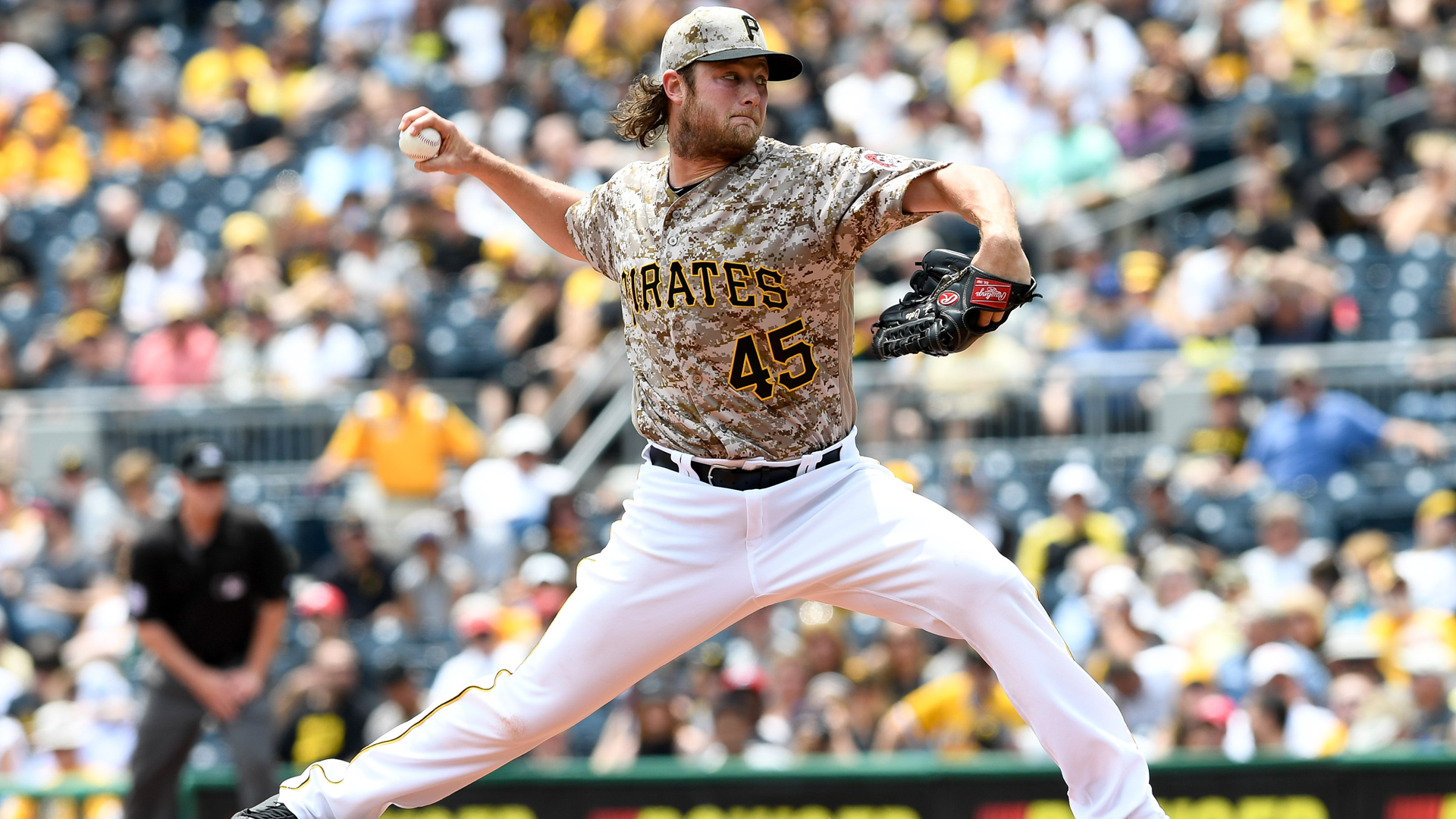Pirates Agree To Trade Gerrit Cole To Astros