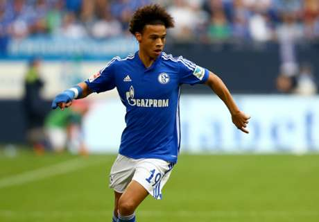 RUMORS: Sane agrees to City terms