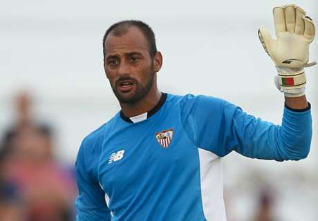 Beto: Sevilla don't fear Barca