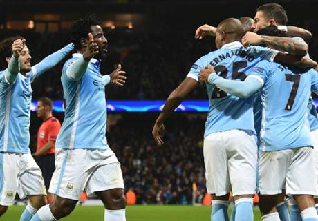'Kiev tie will be difficult for Man City'