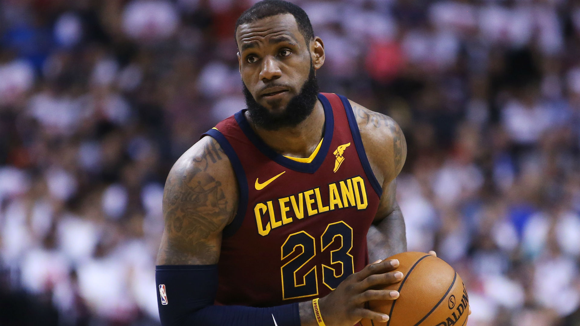 NBA free agency: TUMS to provide heartburn medicine for Cavaliers fans if LeBron James signs elsewhere