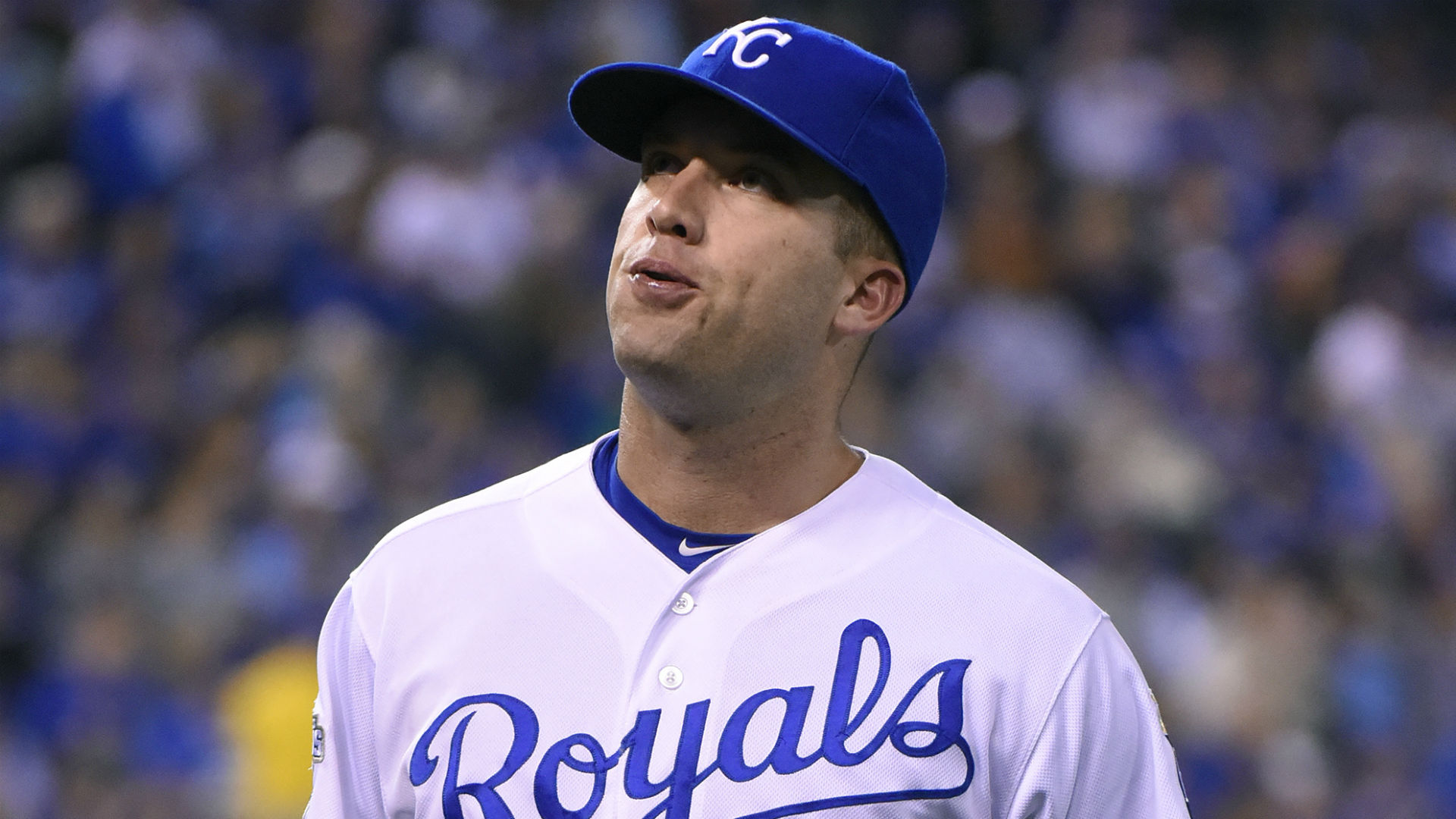 Royals Pitcher Danny Duffy charged with DUI after Sunday incident