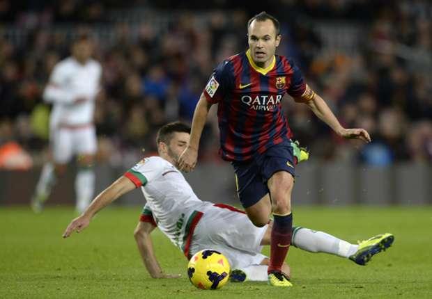 La Liga Preview: Granada - Barcelona