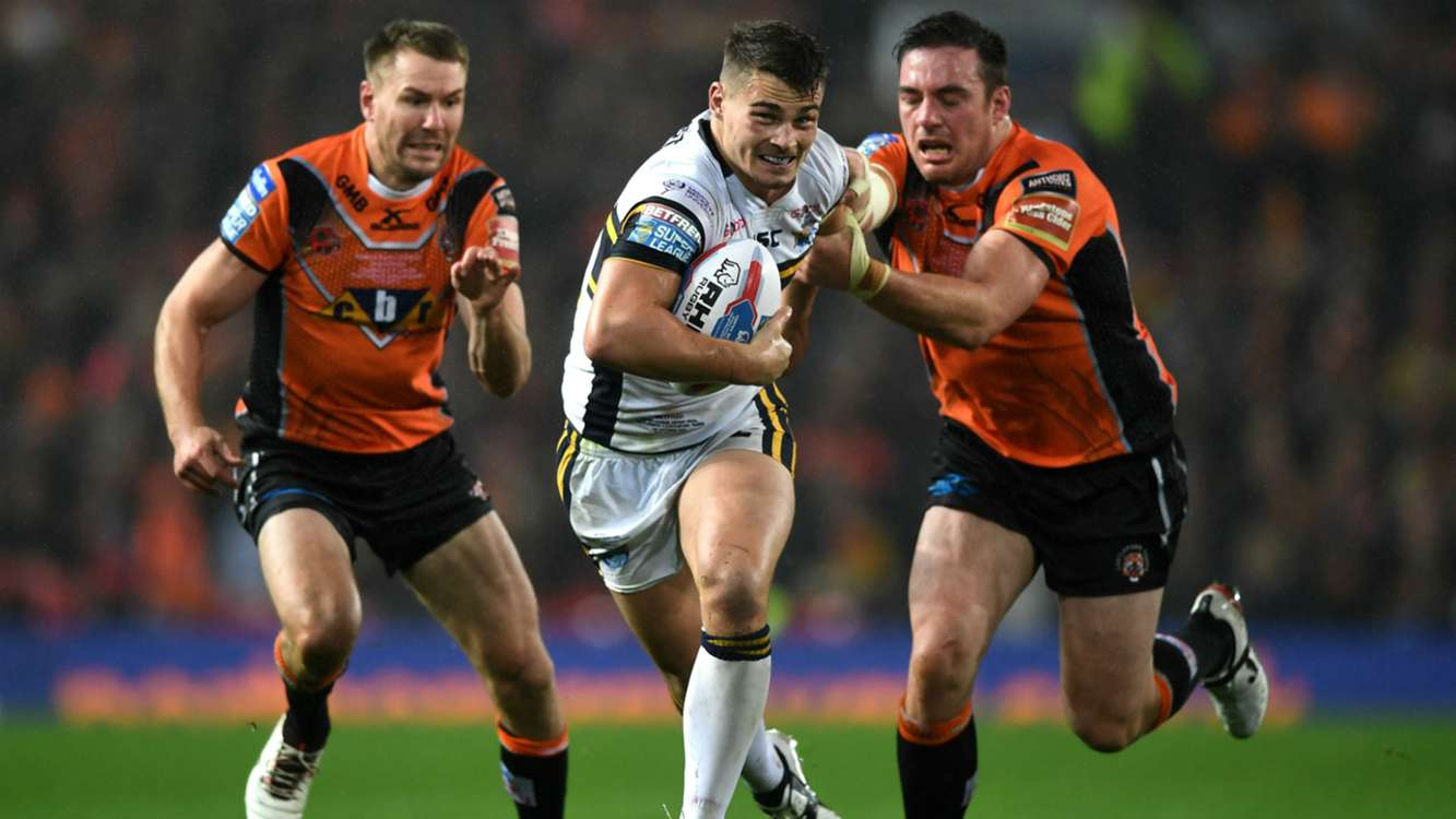 Rhinos hero Ward: I wasn't sure I could come back again
