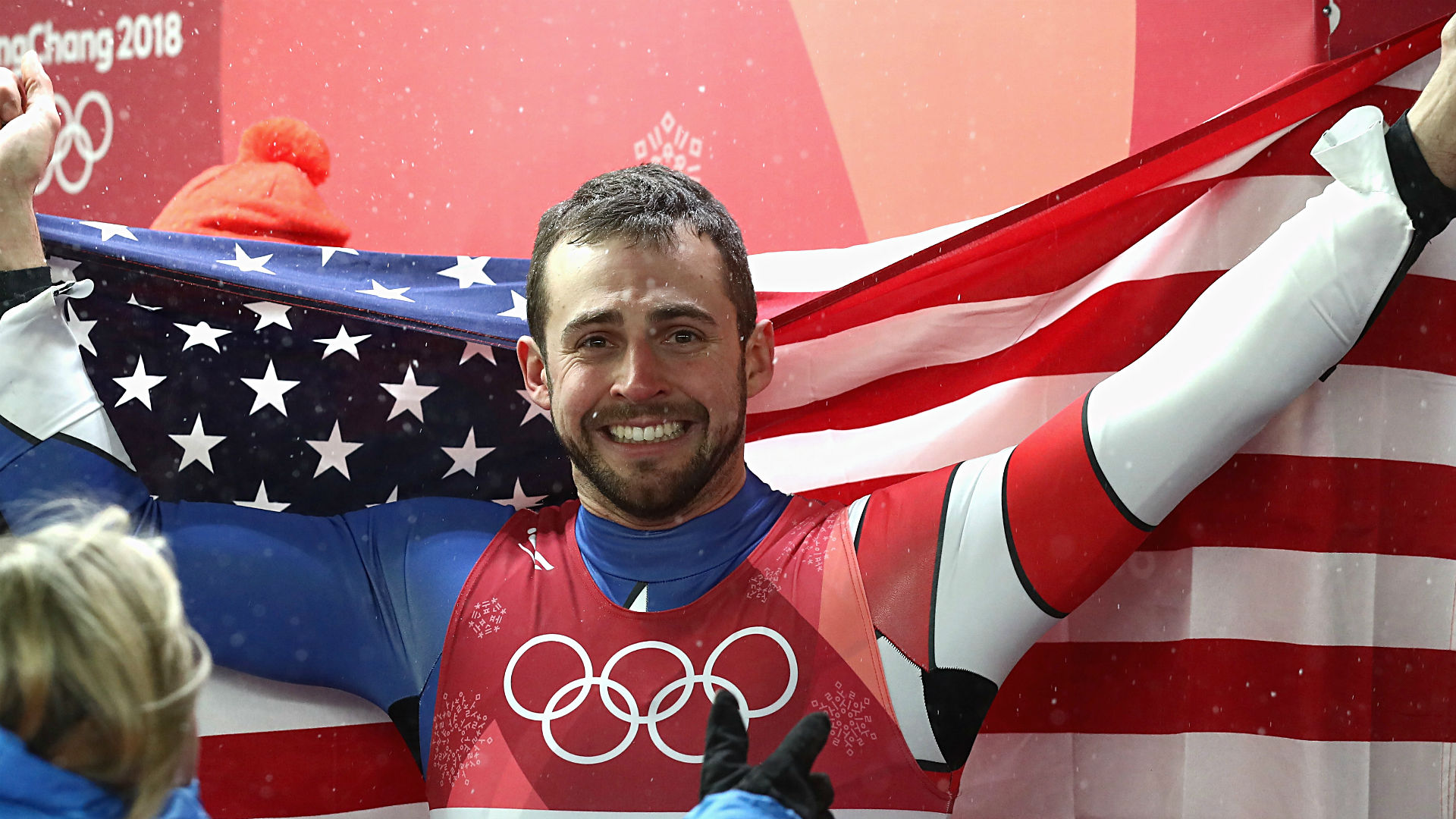Austria's David Gleirscher wins shocking gold in men's singles luge