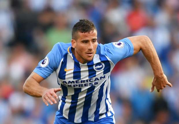 Brighton's Tomer given three-game ban for Yedlin stamp
