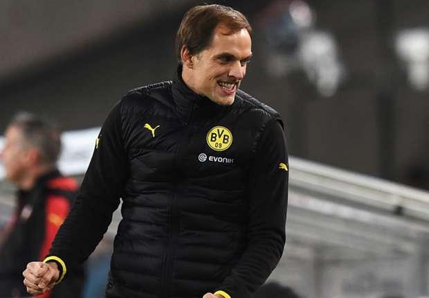 Tuchel praises Dortmund for 'perfect game'