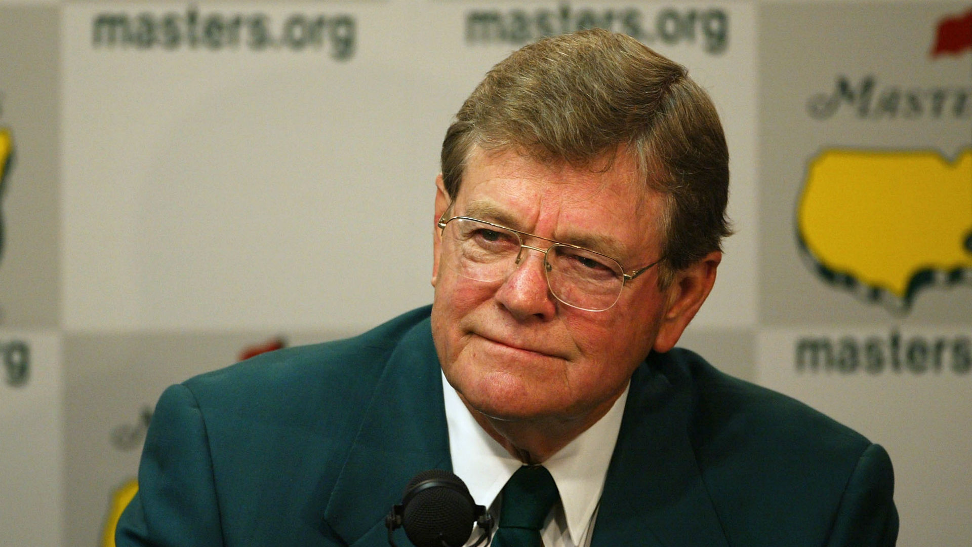 Former Augusta National Chairman 'Hootie' Johnson dies at 86