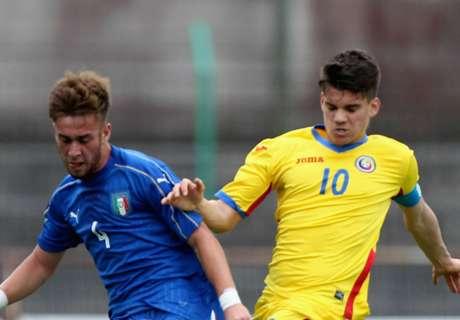 Fiorentina sign Gheorghe Hagi's son