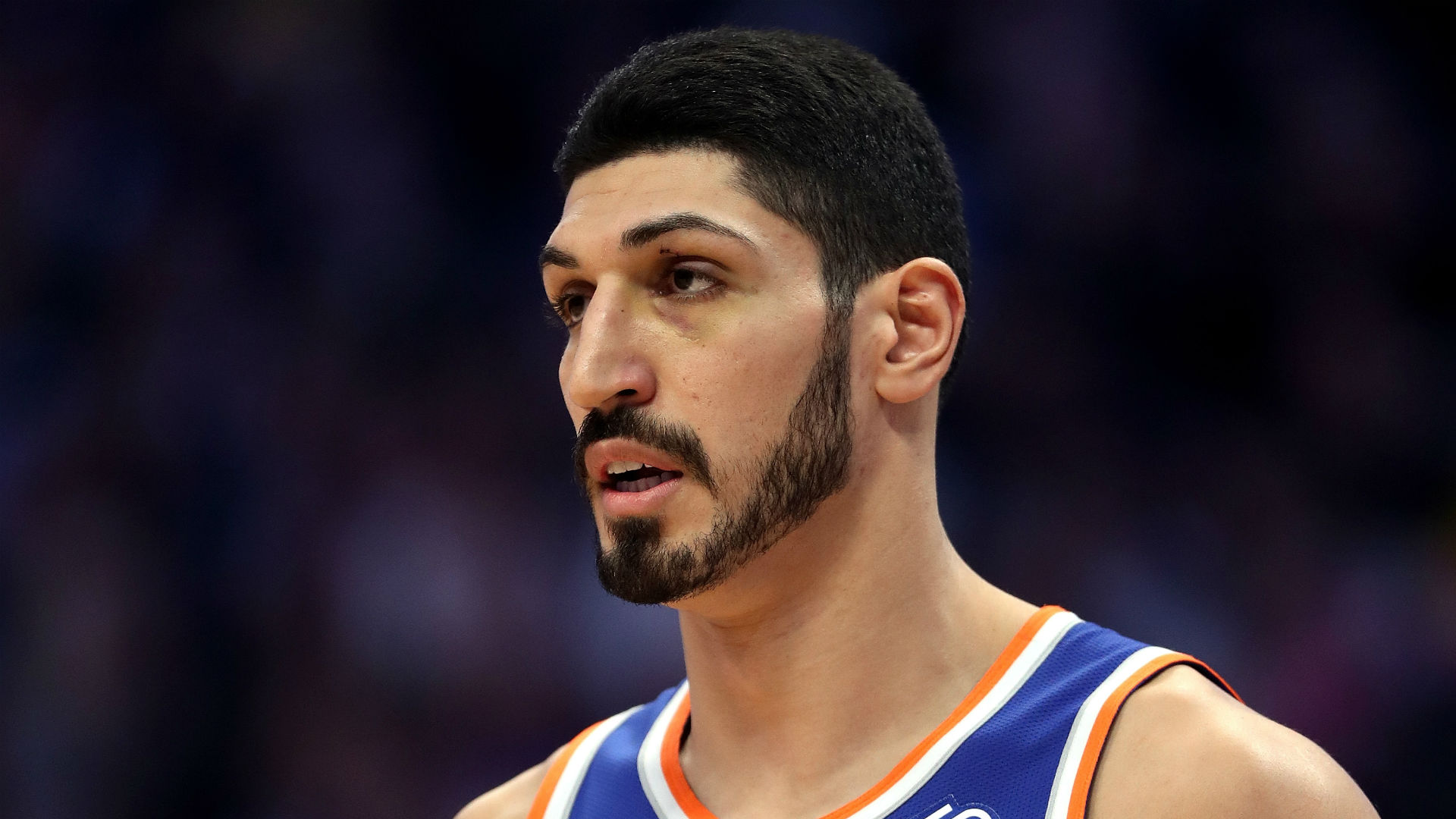 Enes Kanter says he'd recommend Knicks to upcoming free agents