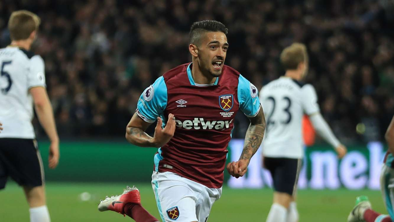 Title race all but over as Spurs lose London derby to West Ham