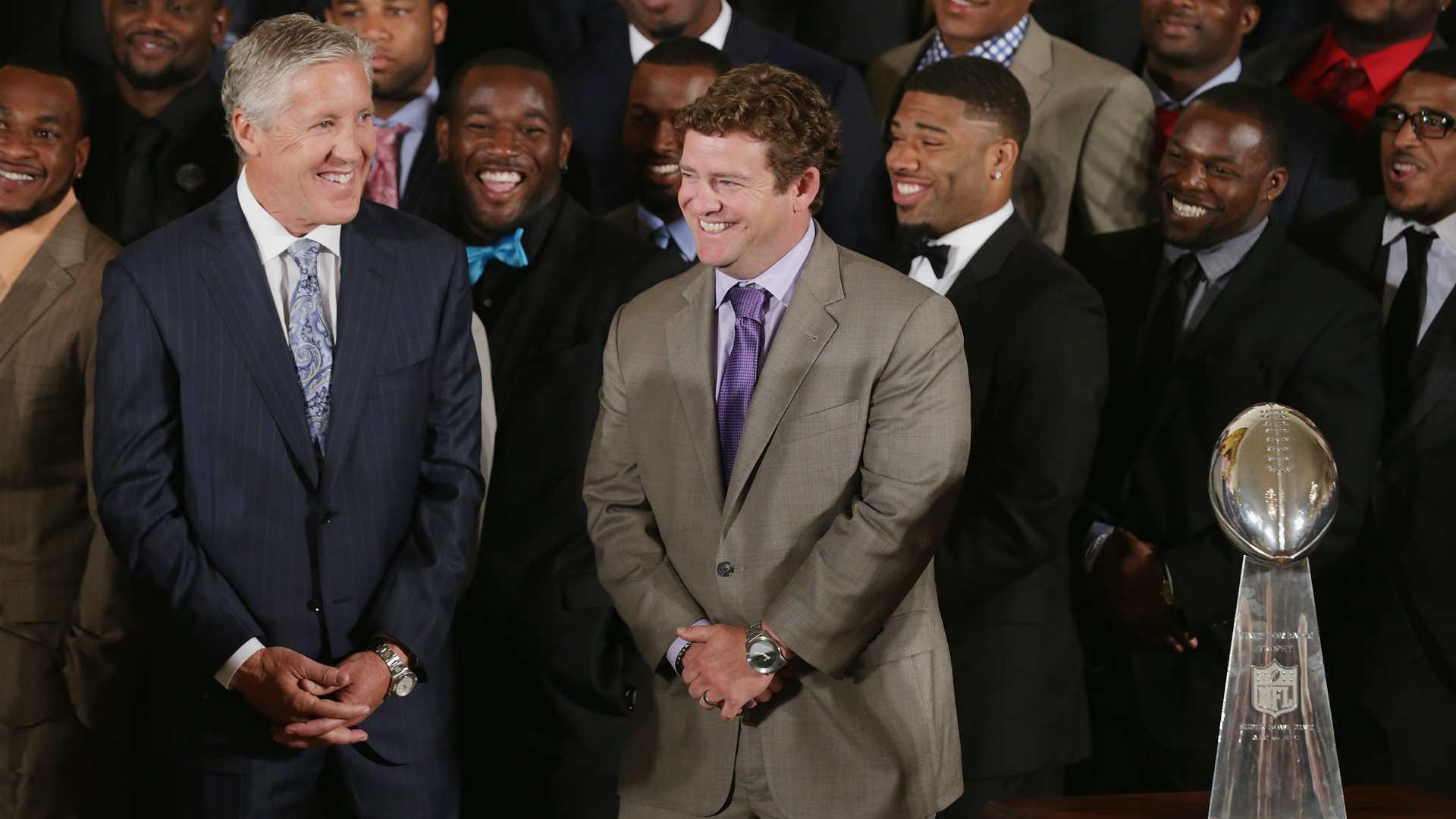 Colin Kaepernick grievance: Seahawks coach Pete Carroll, GM John Schneider deposed, reports say - NFL ...