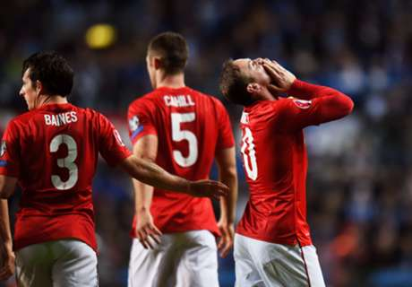 Hodgson: A frustrating night for Rooney
