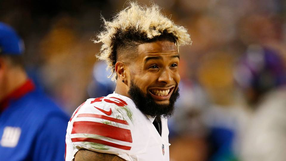 Odell beckham jr considering 100m insurance policy for himself odell beckham jr m4hsunfo
