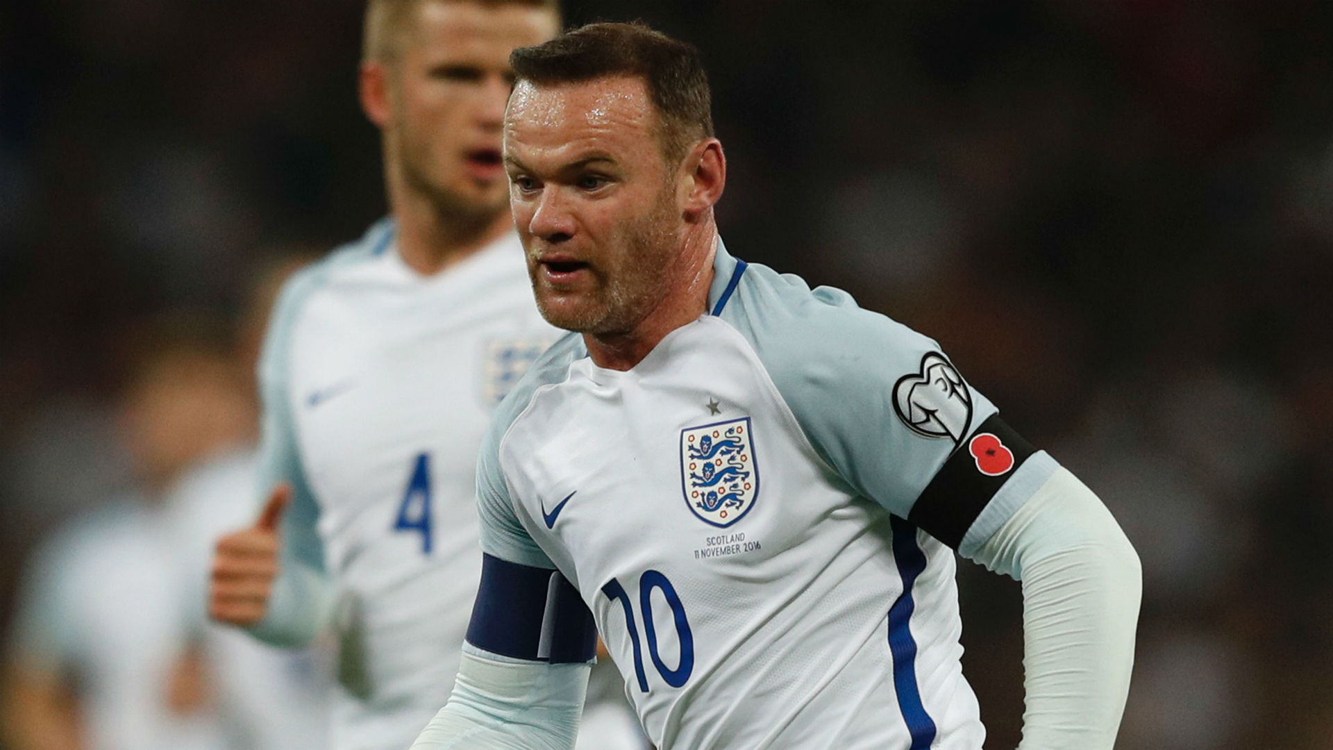 Gareth Southgate confirms, Rooney will remain England captain