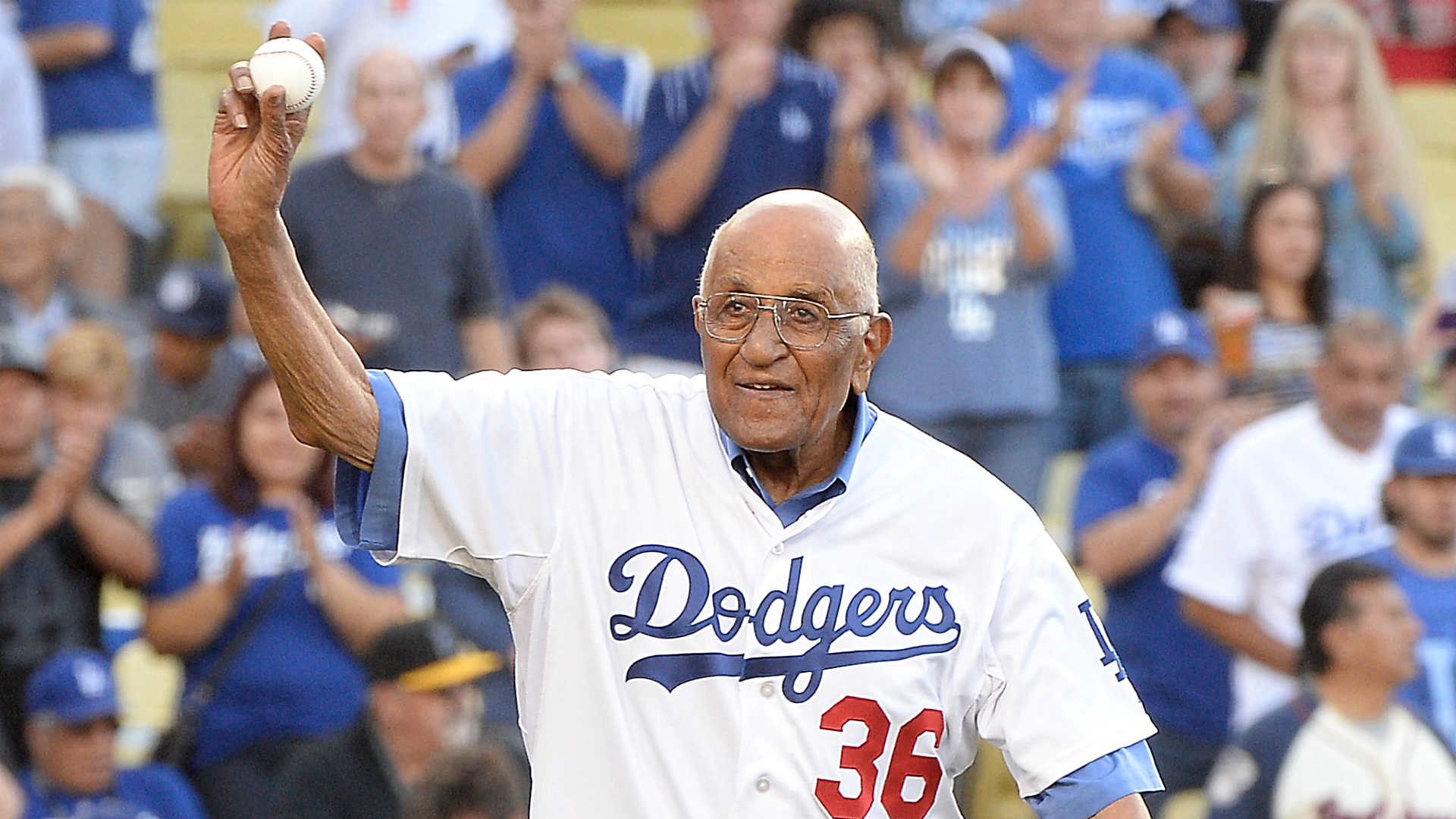 Dodgers Legend, Don Newcombe, Passes Away at the Age of 92