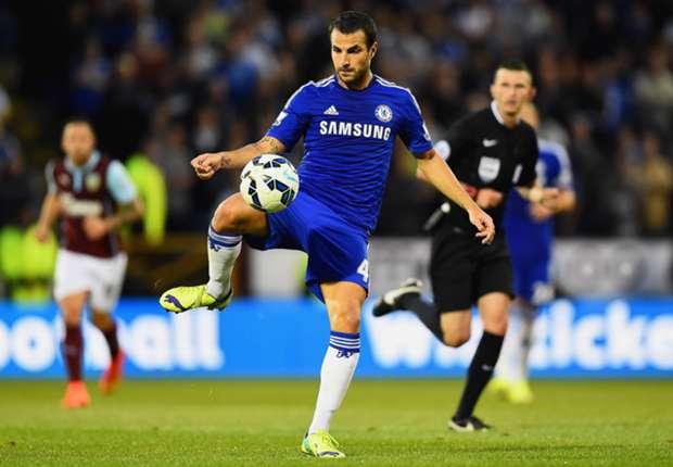 Mourinho: Fabregas form is no surprise