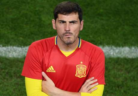 Casillas has not retired from Spain