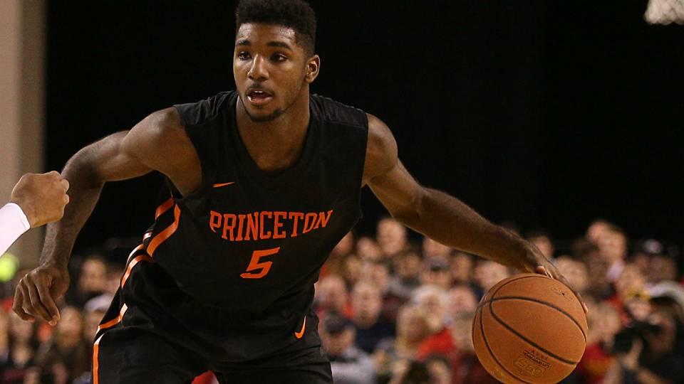 Princeton basketball