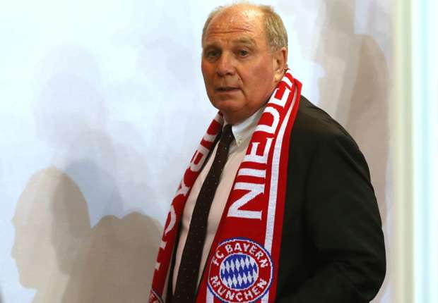 Bayern president Uli Hoeness: We are the best